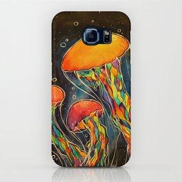 Rainbow Jellies iPhone Case