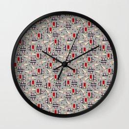 Full Analik Wall Clock