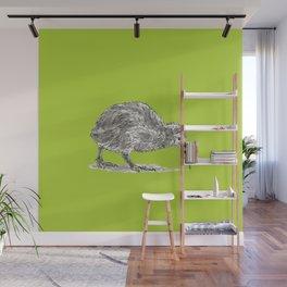 Kiwi Bird Wall Mural