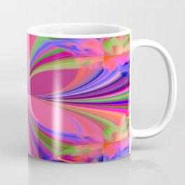Colorful Kaleidoscope Coffee Mug