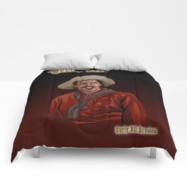 Curly Bill Brocius - Powers Boothe Comforters