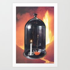 The Bell Jar Art Print