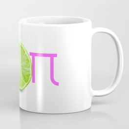 Key Lime Pi Coffee Mug