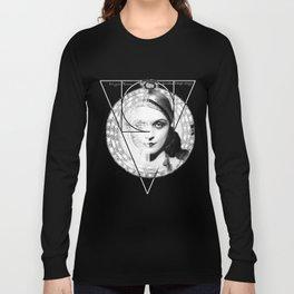 Homuncula: Pola Negri dark Long Sleeve T-shirt
