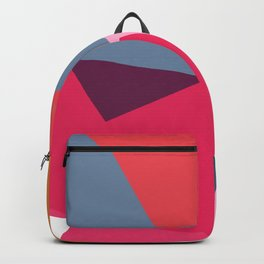 Geometric Abstract 01 Backpack