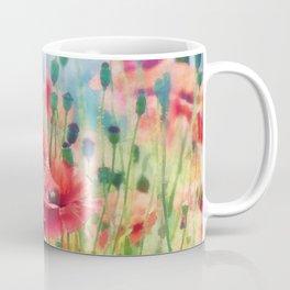 Poppy Parade Coffee Mug