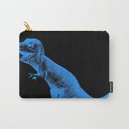Vintage Toy Dinosaur     Tyrannosaurus Carry-All Pouch