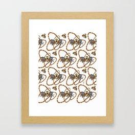 Bling Bling 3 Framed Art Print