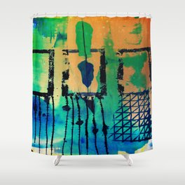 junctions Shower Curtain
