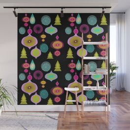 Holiday Decor Wall Mural