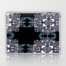Internal Kaleidoscopic Daze-15 Laptop & iPad Skin