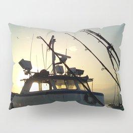 Fishing At Dawn Pillow Sham