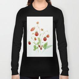 Wild Strawberries Long Sleeve T-shirt