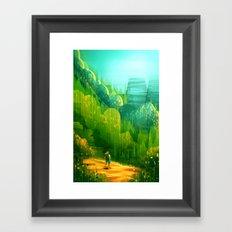Verdure Framed Art Print