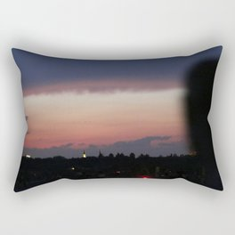 shadow portrait tempelhof Rectangular Pillow