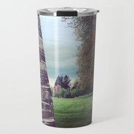 Corvallis Trees Travel Mug