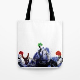 A dagger of the mind Tote Bag