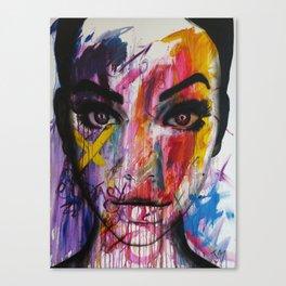 Barbara Palvin  Canvas Print