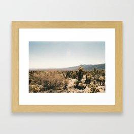 Desert Dreams 1 Framed Art Print