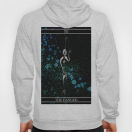 A Tarot of Ink Major Arcana XII The Hanged Man Hoody