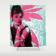 Audry  Shower Curtain