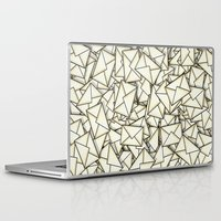 geek Laptop & iPad Skins featuring Email by 10813 Apparel