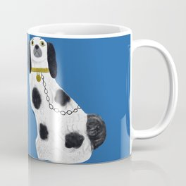 Pair of Staffordshire dogs Coffee Mug