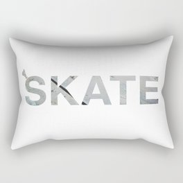 skate street Rectangular Pillow