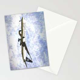 Star Alliance Boeing 777 Art Stationery Cards