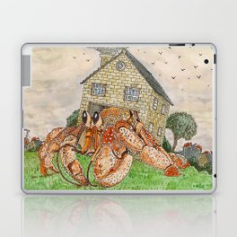 Hermit Apocalypse Laptop & iPad Skin