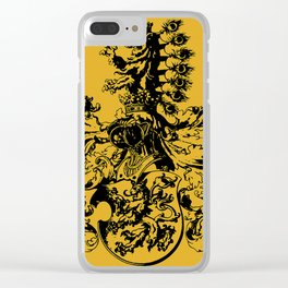 Habsburg, Coat of arms Clear iPhone Case