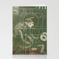 pixies Stationery Cards featuring Pixies - Doolittle by NICEALB
