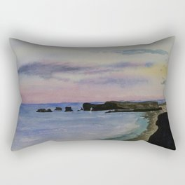 By Gerlinde Streit Rectangular Pillow