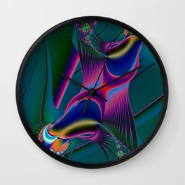 Neural Conduction Wall Clock