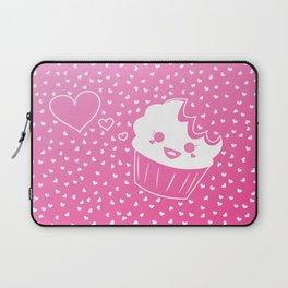 Cake Bites in Love Laptop Sleeve