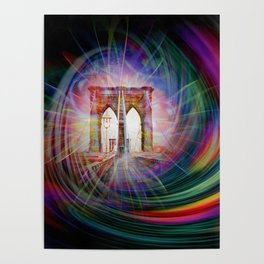 Our world is a magic - Time Tunnel 101 Poster