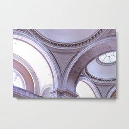Museum Architecture Metal Print