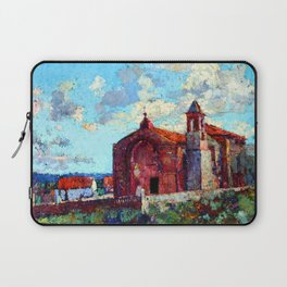 Fernando Fader Ischilin Chapel Laptop Sleeve