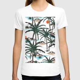 Tropical Summer Islands I T-shirt