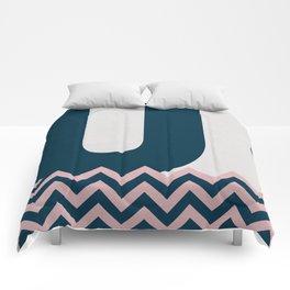 U. Comforters