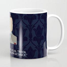 The Great Game - Mycroft Holmes Coffee Mug