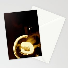 Fire Dance Stationery Cards