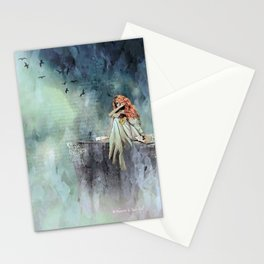 Cliffs of Dover Stationery Cards
