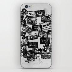 Cassettes iPhone & iPod Skin