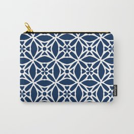 Abstract geometric Pattern 88 Carry-All Pouch