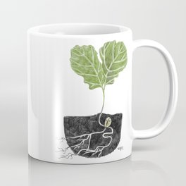 Oak Baby Coffee Mug