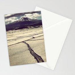 mt. shasta Stationery Cards