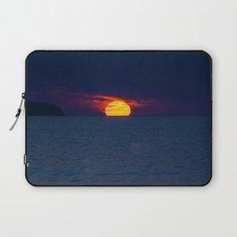 Moonlight on the Ocean Laptop Sleeve