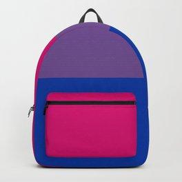 Bisexual Pride Flag Backpack