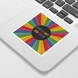 Positive Energy Sticker